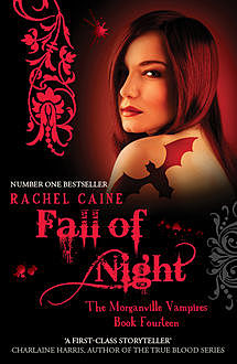 Fall of Night, Rachel Caine