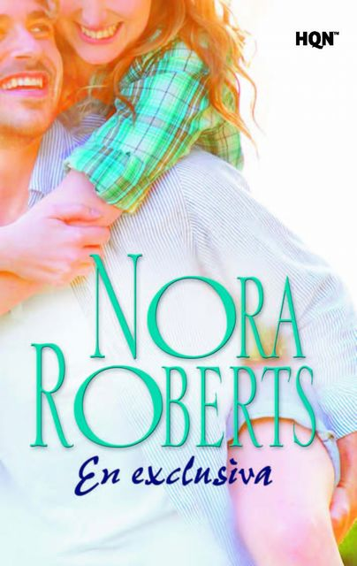En exclusiva, Nora Roberts