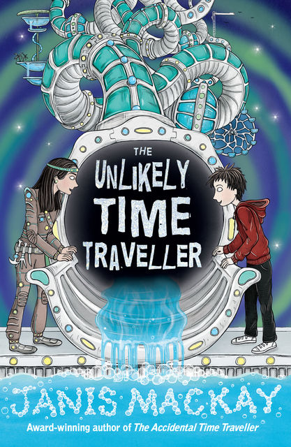 The Unlikely Time Traveller, Janis Mackay