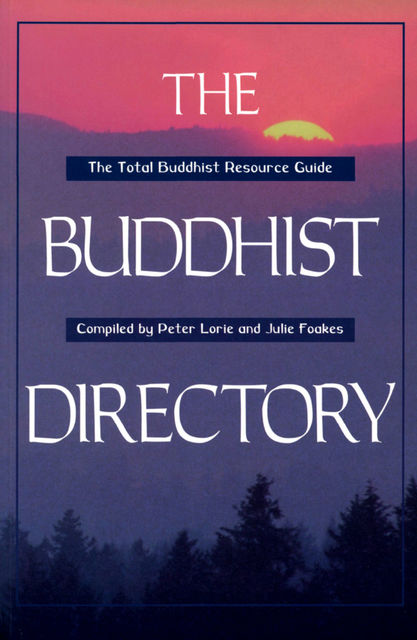 Buddhist Directory, Peter Lorie