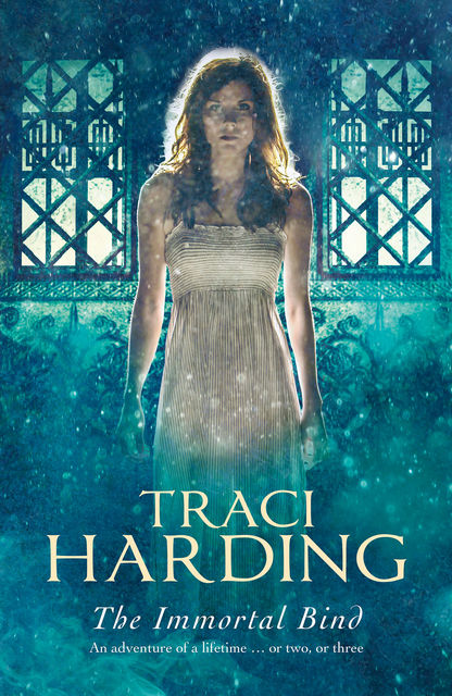 The Immortal Bind, Traci Harding