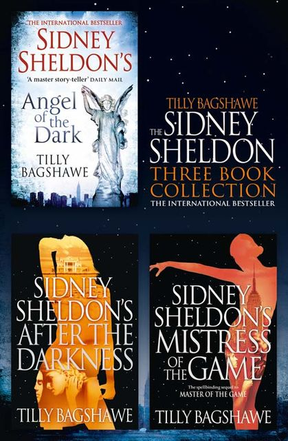 Sidney Sheldon & Tilly Bagshawe 3-Book Collection, Sidney Sheldon, Tilly Bagshawe