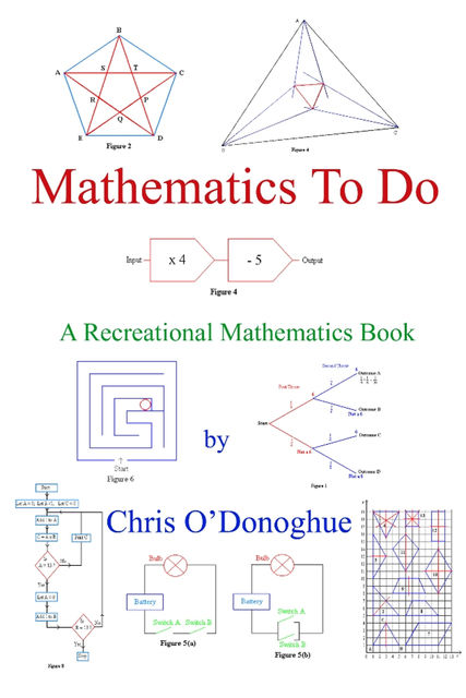 Mathematics To Do, Chris O'Donoghue