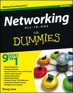 Networking All-in-One For Dummies, Doug Lowe