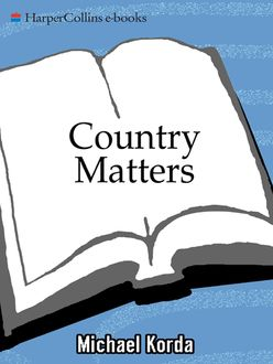 Country Matters, Michael Korda, Success Research Cor