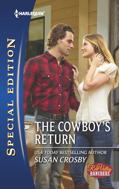 The Cowboy's Return, Judy Duarte