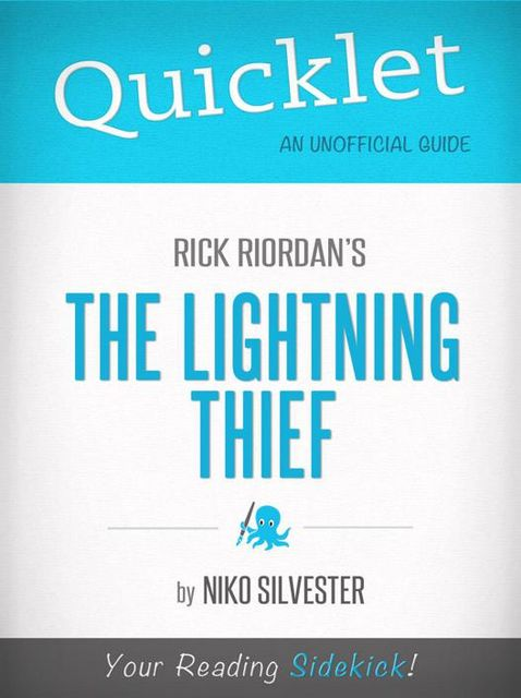 Quicklet on Rick Riordan's The Lightning Thief, Niko Silvester
