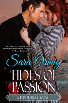 Tides of Passion, Sara Orwig