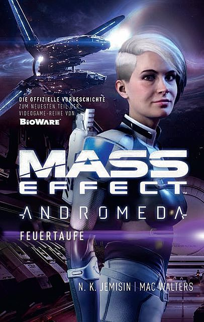 Mass Effect Andromeda, Band 2, Mac Walters, N.K. Jemisin