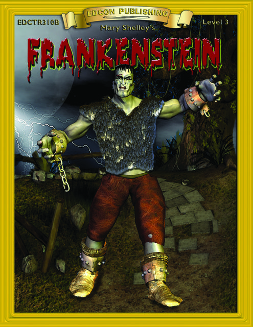 Frankenstein, Mary Shelley's