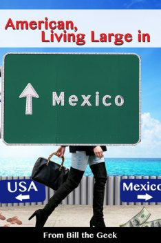 American Living Large in Mexico, Bill the Geek