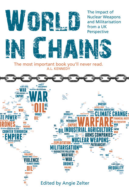 World in Chains, Angie Zelter