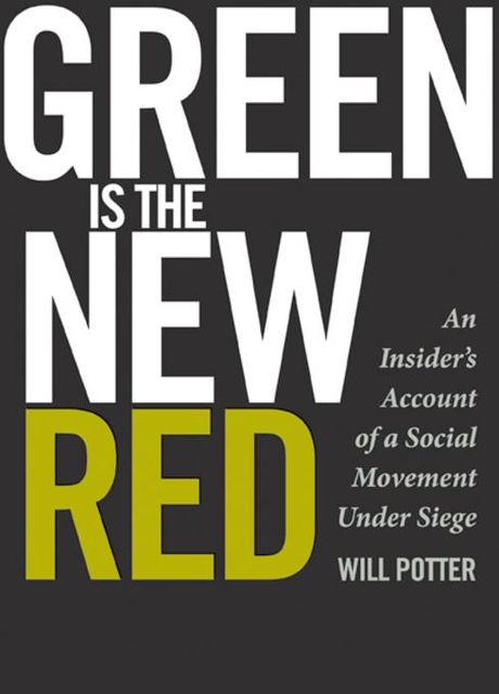 Green Is the New Red, Will Potter
