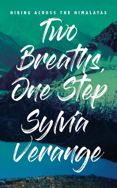 Two Breaths, One Step, Sylvia Verange