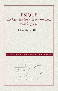 Psique, Erwin Rohde