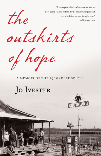 The Outskirts of Hope, Jo Ivester