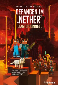 Gefangen im Nether: Battle of the Blocks Band 2, Liam O'Donnell