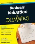 Business Valuation For Dummies, Jim Bates, Lisa Holton, M.B.A.