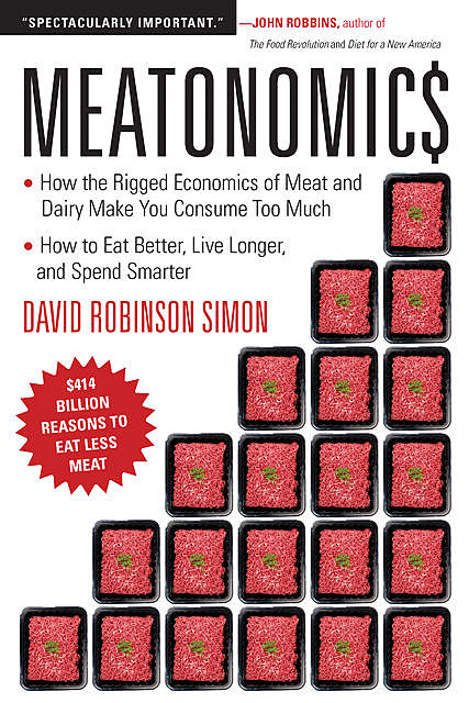 Meatonomics, David Simon