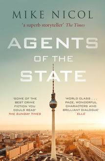 Agents of the State, Mike Nicol