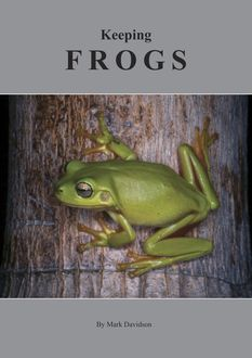 Keeping Frogs, Mark Davidson