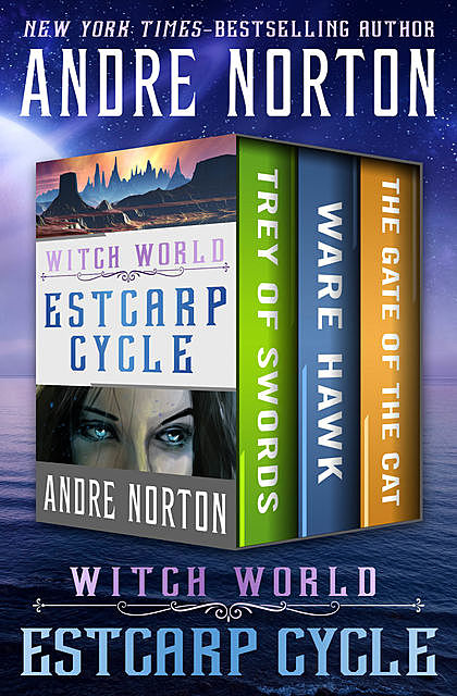 Witch World: Estcarp Cycle, Andre Norton