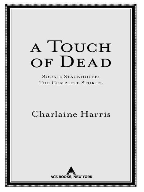 A touch of dead, Charlaine Harris