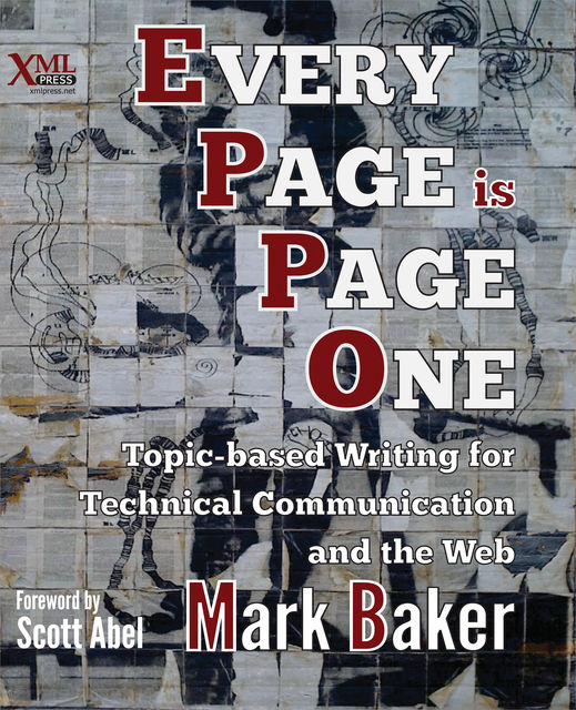 Every Page is Page One, Mark Baker