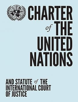 Charter of the United Nations and Statute of the International Court of Justice, Department of Public Information