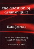 The Question of German Guilt, Karl Jaspers