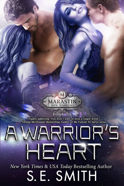 A Warrior's Heart, S.E.Smith