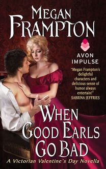 When Good Earls Go Bad, Megan Frampton
