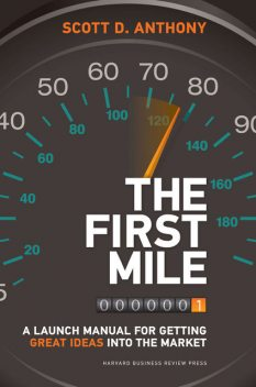 The First Mile, Anthony Scott