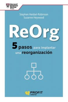 ReOrg, Suzanne Heywood