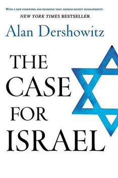 The Case for Israel, Alan Dershowitz