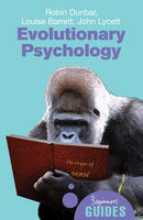 Evolutionary Psychology, John Lycett, Louise Barrett, Robin Dunbar