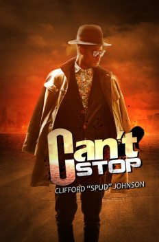 """Can't Stop, Clifford """"Spud"""" Johnson"""
