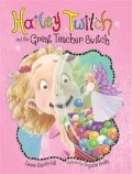 Hailey Twitch and the Great Teacher Switch, Lauren Barnholdt