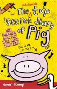 Unbelievable Top Secret Diary of Pig, Emer Stamp