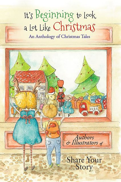 It's Beginning to Look a Lot Like Christmas, Wallace, Share Your Story