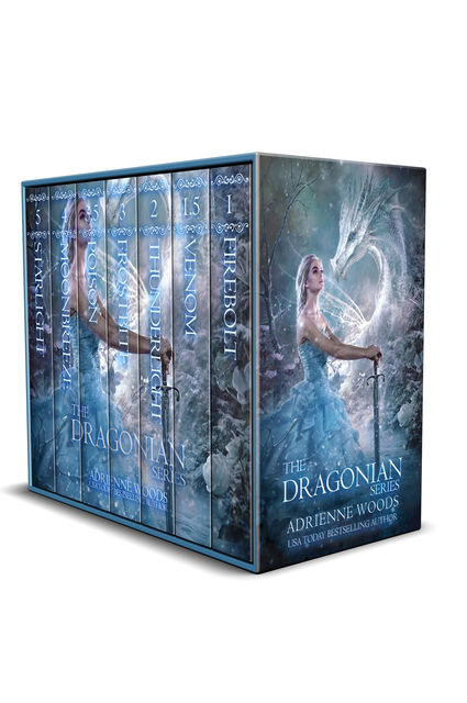 The Dragonian Series, Adrienne Woods