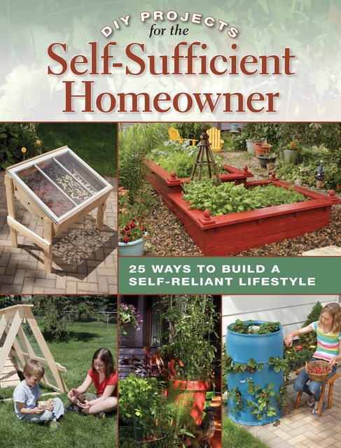 DIY Projects for the Self-Sufficient Homeowner, Betsy Matheson