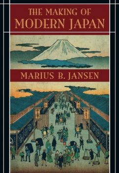 The Making of Modern Japan, Marius B. Jansen