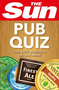 The Sun Pub Quiz, Collins, The Sun