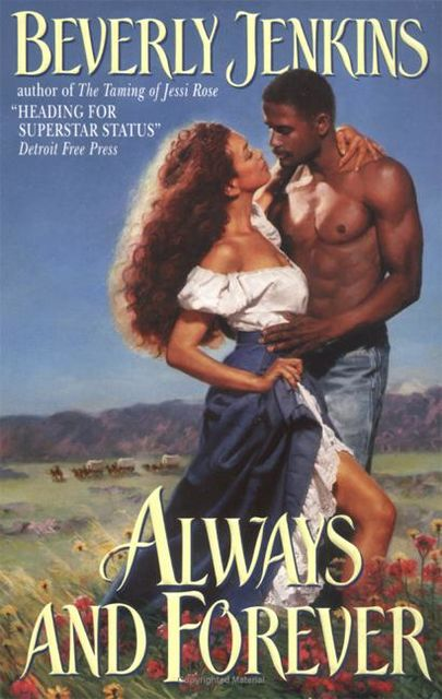 Always and Forever, Beverly Jenkins
