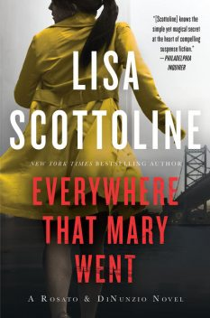 Everywhere That Mary Went, Lisa Scottoline