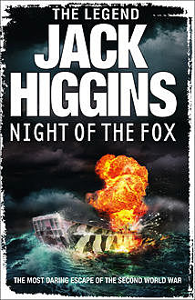 Night of the Fox, Jack Higgins