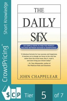 The Daily 6, John Chappelear