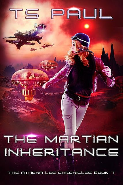 The Martian Inheritance, T.S. Paul