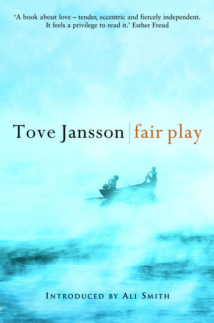 Fair Play, Tove Jansson, Ali Smith, Thomas Teal